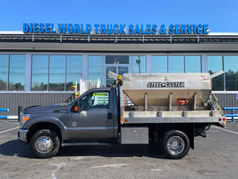 2013 Ford F-350 Super Duty for sale at Diesel World Truck Sales in Plaistow NH
