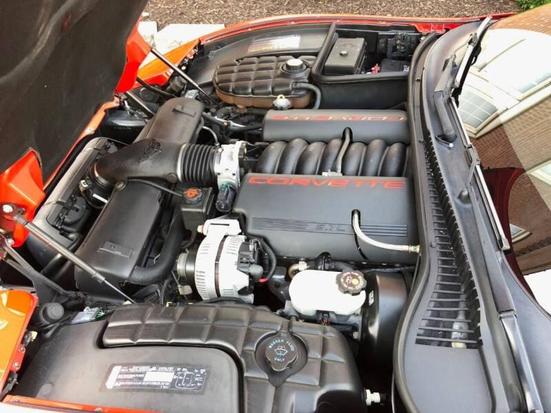 2001 Chevrolet Corvette 2dr Coupe - Saint Charles MO
