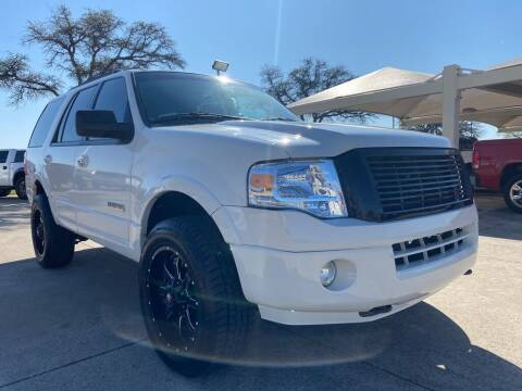 2008 Ford Expedition for sale at Thornhill Motor Company in Hudson Oaks, TX