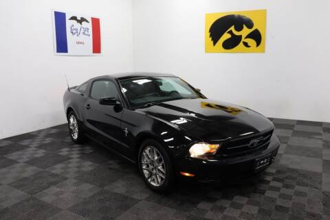 2012 Ford Mustang for sale at Carousel Auto Group in Iowa City IA