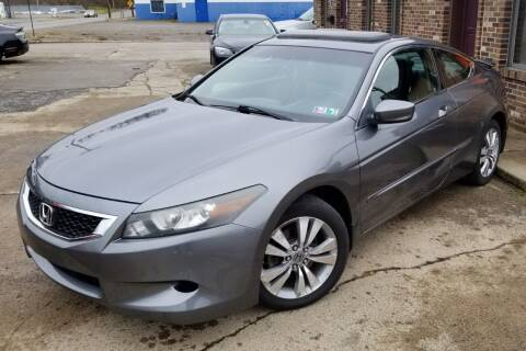 2010 Honda Accord for sale at SUPERIOR MOTORSPORT INC. in New Castle PA
