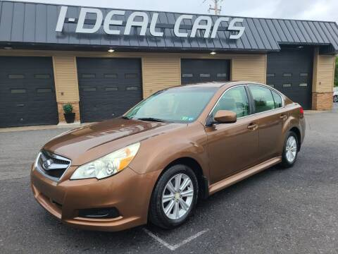 2011 Subaru Legacy for sale at I-Deal Cars in Harrisburg PA