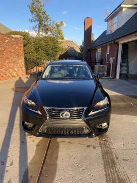 2014 Lexus IS 350 for sale at Moore Imports Auto in Moore OK