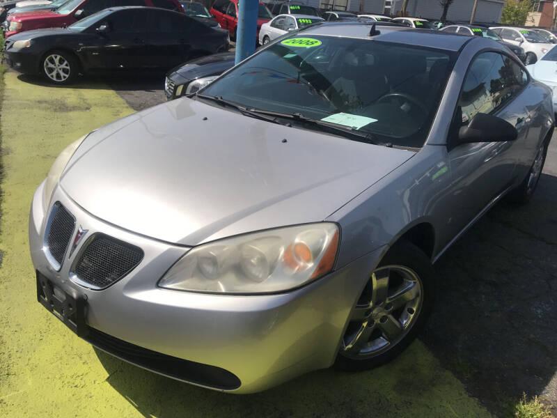 2008 Pontiac G6 for sale at American Dream Motors in Everett WA