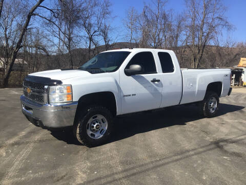2012 Chevrolet Silverado 2500HD for sale at AFFORDABLE AUTO SVC & SALES in Bath NY