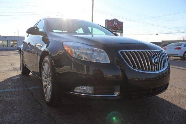 2011 Buick Regal for sale at B & B Car Co Inc. in Clinton Twp MI