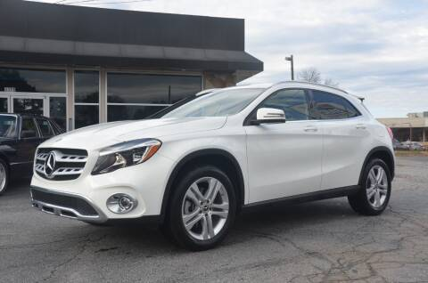2019 Mercedes-Benz GLA for sale at Amyn Motors Inc. in Tucker GA