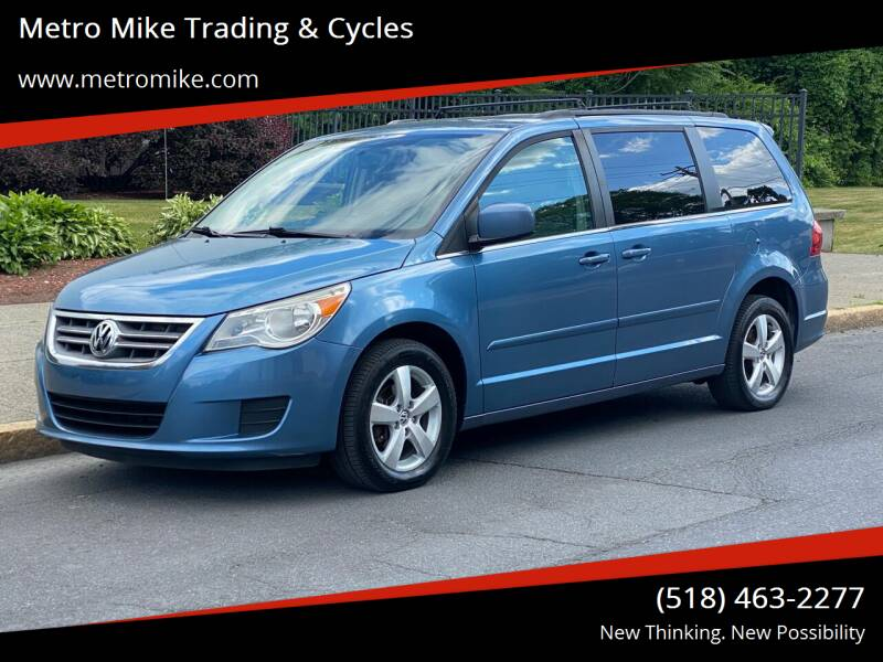 2011 Volkswagen Routan for sale at Metro Mike Trading & Cycles in Albany NY