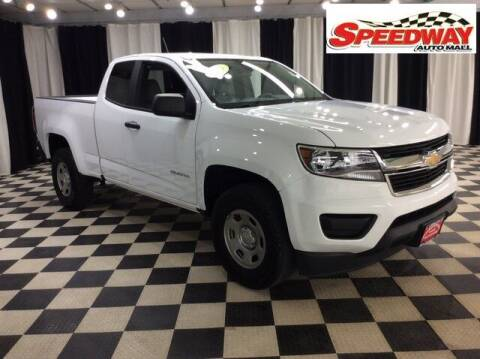2019 Chevrolet Colorado for sale at SPEEDWAY AUTO MALL INC in Machesney Park IL