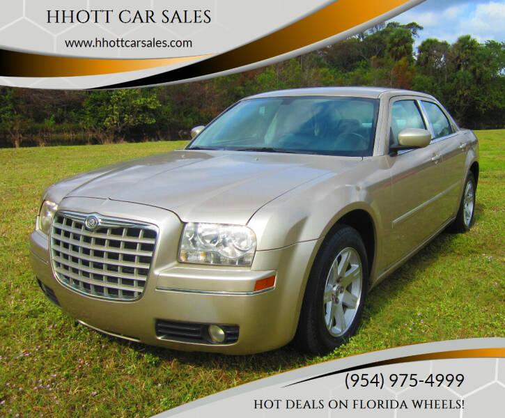 2006 Chrysler 300 for sale at HHOTT CAR SALES in Deerfield Beach FL