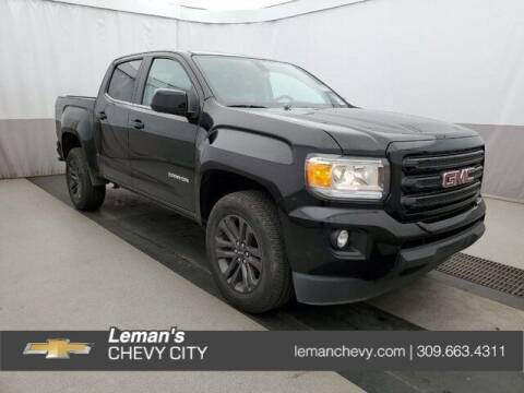 2019 GMC Canyon for sale at Leman's Chevy City in Bloomington IL
