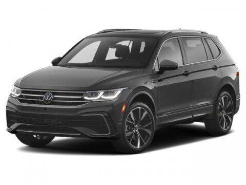 2022 Volkswagen Tiguan for sale at Park Place Motor Cars in Rochester MN