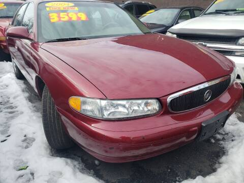 2004 Buick Century for sale at WEST END AUTO INC in Chicago IL