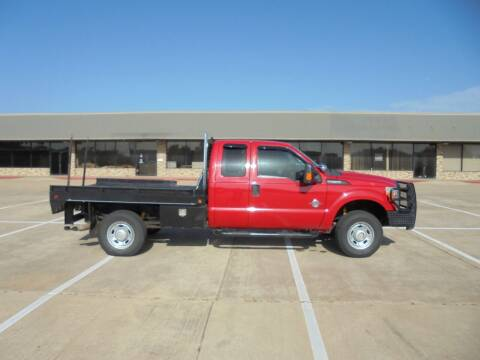 2012 Ford F-350 Super Duty for sale at MANGUM AUTO SALES in Duncan OK