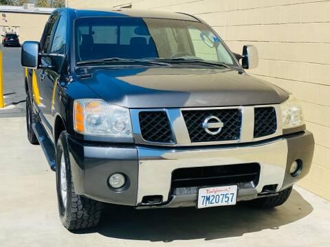 2004 Nissan Titan for sale at Auto Zoom 916 Rancho Cordova in Rancho Cordova CA