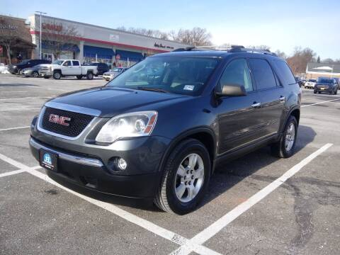 2012 GMC Acadia for sale at B&B Auto LLC in Union NJ