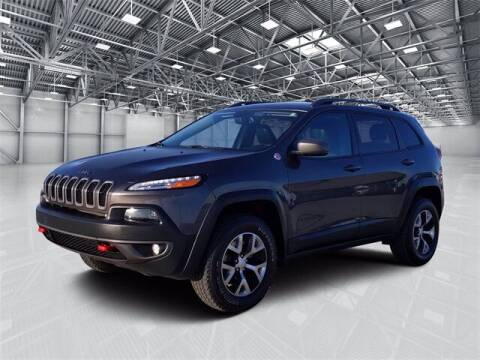 2017 Jeep Cherokee for sale at Camelback Volkswagen Subaru in Phoenix AZ