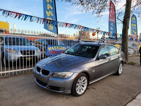 2011 BMW 3 Series for sale at KING MOTORS AUTO SALES, INC in Newark NJ