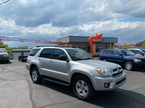 2008 Toyota 4Runner for sale at FIESTA MOTORS in Hagerstown MD