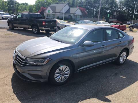 2019 Volkswagen Jetta for sale at Beachside Motors, Inc. in Ludlow MA
