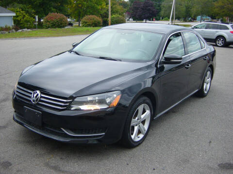 2014 Volkswagen Passat for sale at North South Motorcars in Seabrook NH