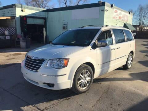 2010 Chrysler Town and Country for sale at Jerry & Menos Auto Sales in Belton MO
