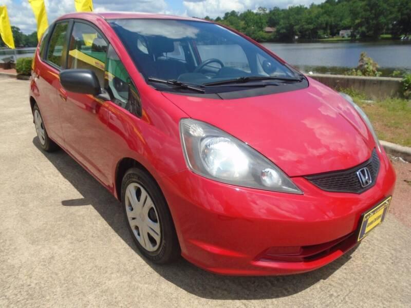 2010 Honda Fit for sale at Lake Carroll Auto Sales in Carrollton GA