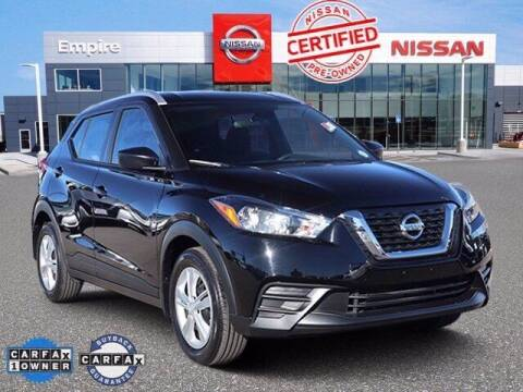 2019 Nissan Kicks for sale at EMPIRE LAKEWOOD NISSAN in Lakewood CO