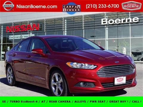 2015 Ford Fusion for sale at Nissan of Boerne in Boerne TX