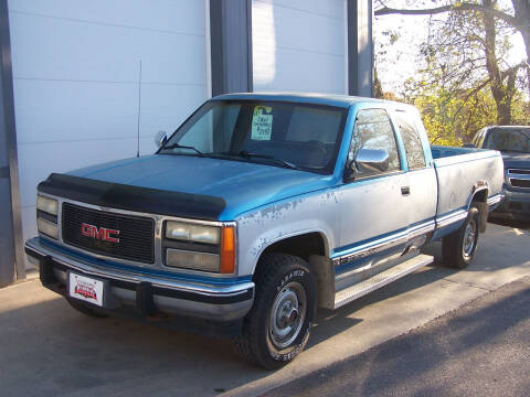 1991 GMC Sierra 1500 for sale at CarzCentral in Estherville IA