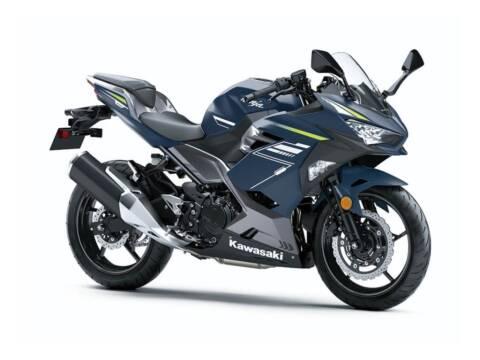 2022 Kawasaki Ninja® 400 ABS Metallic M for sale at Southeast Sales Powersports in Milwaukee WI