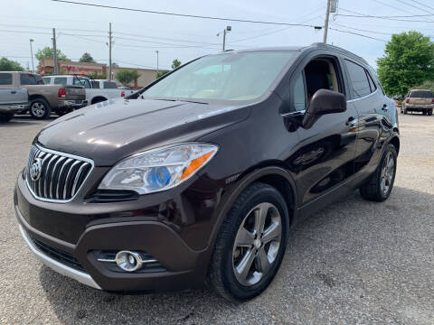 2013 Buick Encore for sale at Safeway Auto Sales in Horn Lake MS