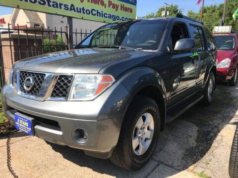 2005 Nissan Pathfinder for sale at 5 Stars Auto Service and Sales in Chicago IL