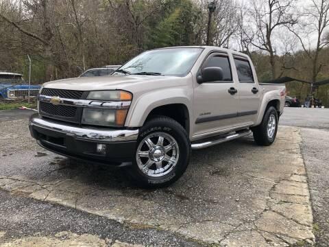 2004 Chevrolet Colorado for sale at Atlas Auto Sales in Smyrna GA