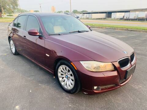 2009 BMW 3 Series for sale at Central Iowa Auto Sales in Des Moines IA