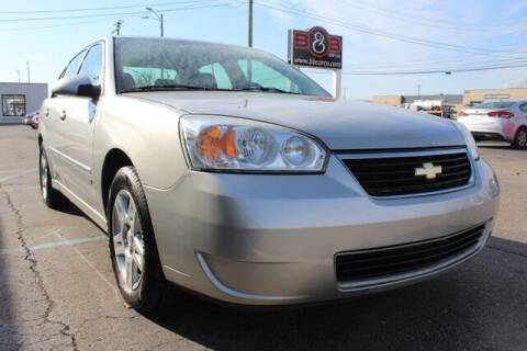 2007 Chevrolet Malibu for sale at B & B Car Co Inc. in Clinton Twp MI