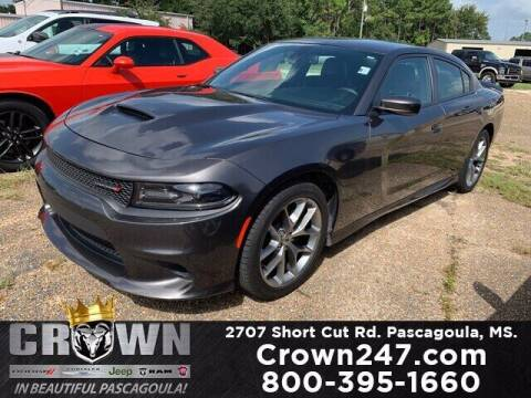 2019 Dodge Charger for sale at CROWN  DODGE CHRYSLER JEEP RAM FIAT in Pascagoula MS