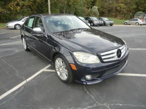 2009 Mercedes-Benz C-Class for sale at Glory Motors in Rock Hill SC