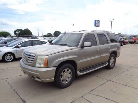 2003 Cadillac Escalade for sale at America Auto Inc in South Sioux City NE
