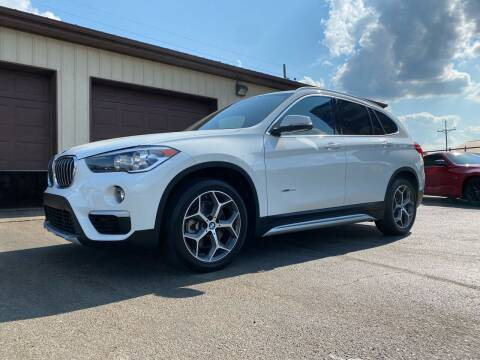 2017 BMW X1 for sale at Ryans Auto Sales in Muncie IN