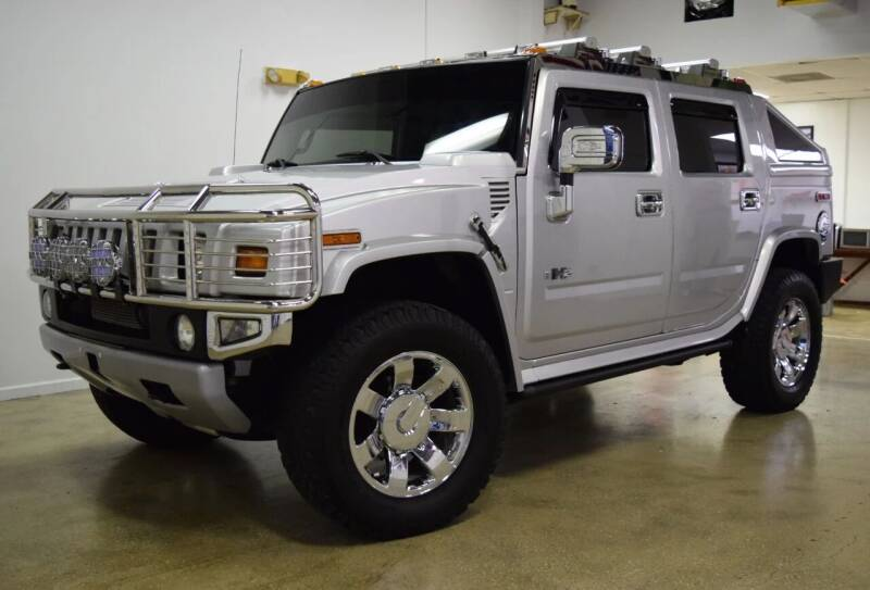 2009 HUMMER H2 SUT for sale at Thoroughbred Motors in Wellington FL