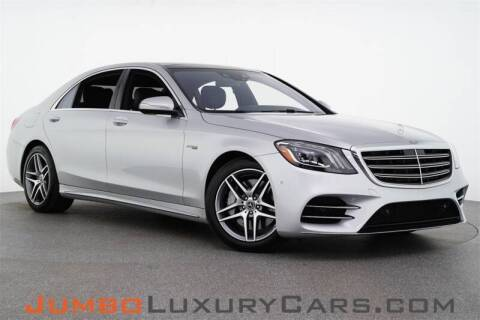 2018 Mercedes-Benz S-Class for sale at JumboAutoGroup.com - Jumboluxurycars.com in Hollywood FL
