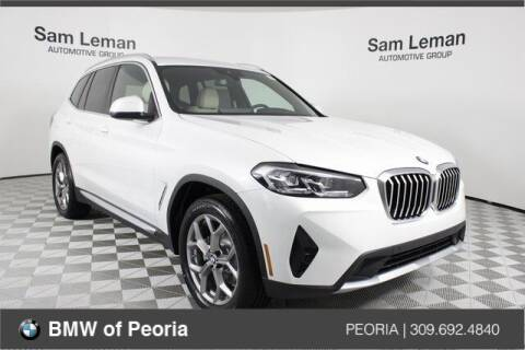 2022 BMW X3 for sale at BMW of Peoria in Peoria IL