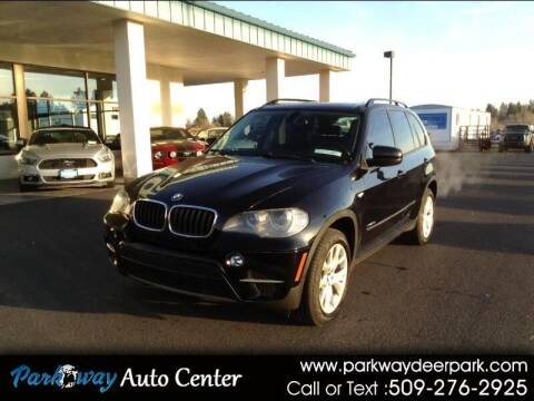 2011 BMW X5 for sale at PARKWAY AUTO CENTER AND RV in Deer Park WA