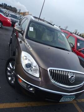 2012 Buick Enclave for sale at WB Auto Sales LLC in Barnum MN