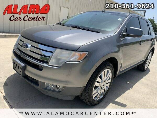 2010 Ford Edge for sale at Alamo Car Center in San Antonio TX