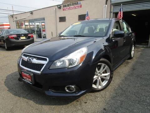 2013 Subaru Legacy for sale at 500 Down Buy Here Pay Here in Paterson NJ