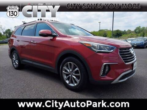 2018 Hyundai Santa Fe for sale at City Auto Park in Burlington NJ