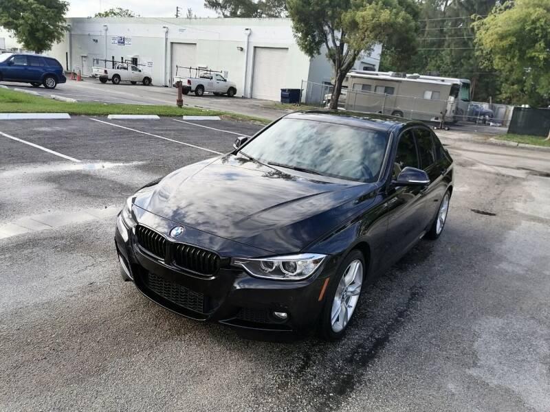 2015 BMW 3 Series for sale at Best Price Car Dealer in Hallandale Beach FL
