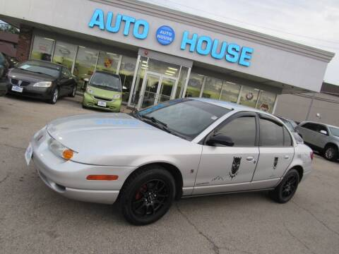 2002 Saturn S-Series for sale at Auto House Motors in Downers Grove IL